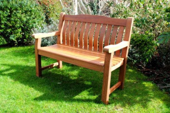 2 Seater Garden Bench