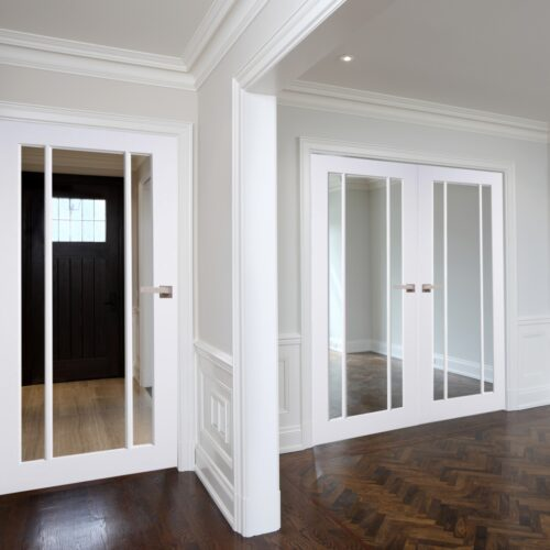 Rebated Double Door Pairs